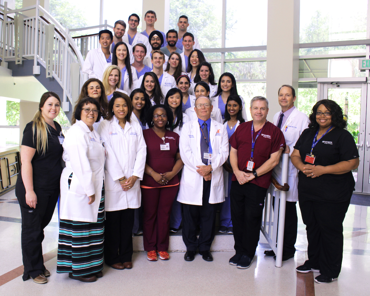 External clinic rotations office of admissions college - University of florida office of admissions ...