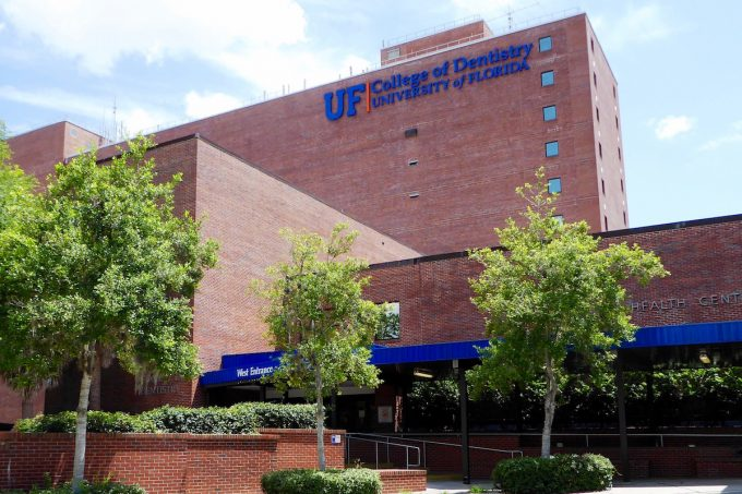 UF College of Dentistry - Dental Sciences Building