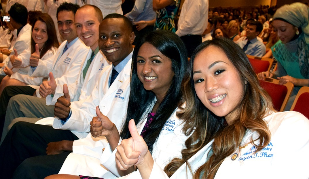 Class of 2016 White Coat Ceremony