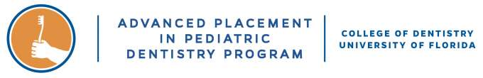 Advanced Placement in Pediatric Dentistry banner